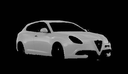 Цвета кузова Giulietta